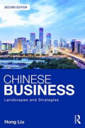 Chinese business landscapes and strategies